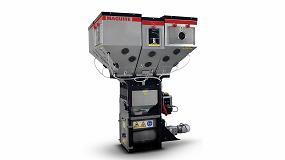 Foto de Maguire Products presenta una gama de mezcladores gravimétricos que dispensan hasta 12 materiales