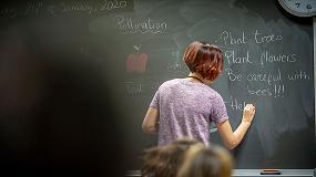 Foto de Mil docentes de toda España trabajan por naturalizar las aulas