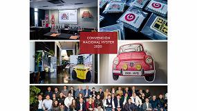 Foto de Genera Industrial se reúne con su red de distribución Hyster en España