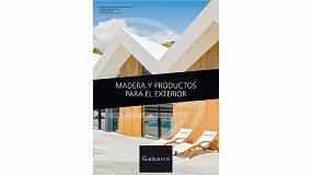 Foto de Gabarró lanza su Catálogo de Madera y Productos para el Exterior más sostenible