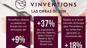 Foto de Vinventions aumenta un 9% sus ventas en Europa