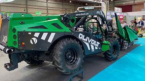 Foto de Agromelca capta la atención con el vehículo multifunción X8 de Olivolt