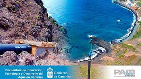 Foto de Encuentros de Innovación, Tecnología y Desarrollo del Agua en Canarias