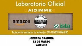 Foto de Aidimme organiza una jornada para conocer los embalajes que Amazon exige para la venta de los productos