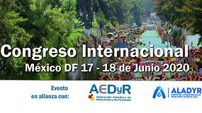 Foto de Congreso Internacional Aladyr - AEDyR, México 2020