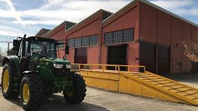 Foto de Marca de calidad para las máquinas según prestaciones, eficiencia agronómica y protección ambiental