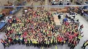 Foto de Ceva Logistics gestionará los repuestos de Airbus en Europa