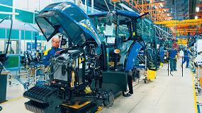 """Foto de CNH Industrial cerrará sus fábricas en Italia """"cuando sea necesario"""""""