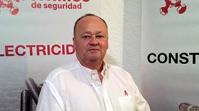 Foto de Entrevista a Esteban Waylett, gerente de Tornillos de Seguridad