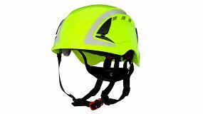 Foto de RS Components presenta dos series de cascos de seguridad fabricados por 3M