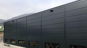 Foto de Leuze construye un centro logístico para apoyar su crecimiento