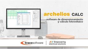 Foto de archelios Calc, software integral para el cálculo, dimensionamiento y verificación de sistemas fotovoltaicos conectados a la red