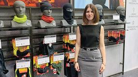 Foto de Entrevista a Maria Carme Valls, directora de Ventas de Original Buff