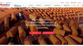 Foto de Onduline lanza un nuevo sitio web mucho más completo e intuitivo