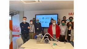 Foto de Un hub público-privado en Catalunya producirá en 3D respiradores para los afectados por el COVID-19