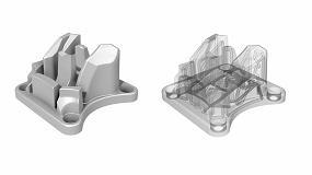 Foto de Acabado eficiente y completamente automático de los canales internos impresos en 3D