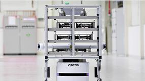 Foto de Omron realiza webinar 'Introdução à robótica móvel'