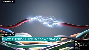 Foto de IEP promove curso online em 'Riscos elétricos, formação à distância'