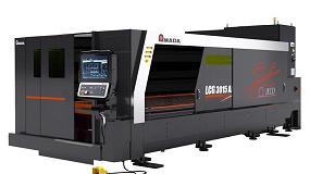 Foto de Máquina de corte por Laser de Fibra – Série LCG-AJ (ficha de produto)