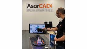 Foto de AsorCAD colabora en la fabricación urgente de material médico para combatir la pandemia del COVID-19