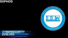 Foto de Sophos obtiene la certificación LINCE del Centro Criptológico Nacional