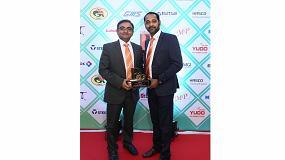 Foto de Hasco India recibe el premio a la mejor marca de plásticos y polímeros 2020