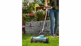 Foto de HandyMower: nuevo cortacésped Gardena para jardines pequeños