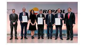 Foto de Repsol certifica todos os seus complexos petroquímicos para a produção de poliolefinas circulares