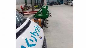 Foto de Kubota España mantiene operativos la mayoría de sus concesionarios