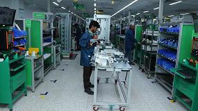 Foto de Schneider Electric lança Fábrica Inteligente em Bangalore