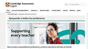 Foto de Los profesores de inglés españoles disponen de recursos digitales para dar apoyo a sus alumnos