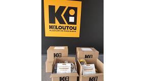 Foto de Kiloutou dona equipos de protección individual a dos hospitales de Barcelona