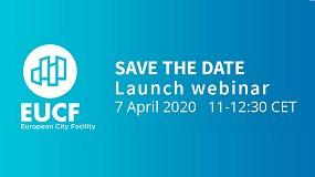 Foto de Webinar de presentación de la European City Facility, iniciativa de la CE para apoyar a los ayuntamientos a financiar iniciativas de eficiencia energética y sostenibilidad