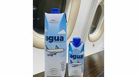 Foto de La aerolínea Plus Ultra reduce el uso de plástico y distribuye agua envasada en cartón de Only Water