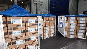 Foto de CEVA Logistics se mueve para ayudar a combatir el COVID-19 en todo el mundo