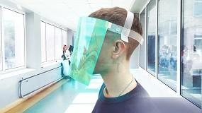Foto de El Grupo Raja dona material para la fabricación de máscaras 3D para el sector sanitario