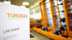 Foto de Turomas, 30 años de calidad y experiencia a disposición del vidrio laminado