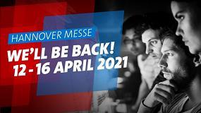 Foto de Hannover Messe adia definitivamente a próxima edição para abril de 2021