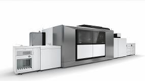 Foto de Canon Varioprint serie iX de hojas sueltas ofrece calidad offset, flexibilidad digital y productividad de inyección de tinta