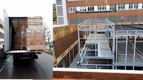 Foto de Panasonic dona los equipos de climatización de una nueva UCI de emergencia del Hospital Universitario Germans Trias i Pujol