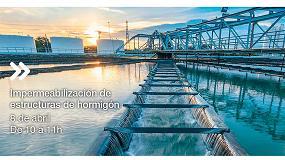 Foto de Curso online sobre ´Impermeabilización de estructuras de hormigón: depósitos, canales, presas, cubiertas, piscinas, cubetos´ de BASF Master Builders Solutions