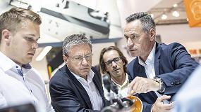 Foto de AMB: foco na sustentabilidade no fabrico de máquinas-ferramentas e na maquinação de metais