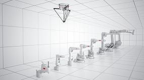 Foto de Simplificar la integración máquina-robot