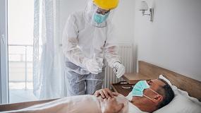 Foto de Profesionales sanitarios de las compañías de Farmaindustria, a disposición del SNS para colaborar sobre el terreno contra la pandemia