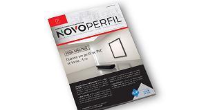Foto de Novoperfil: nasce a primeira revista centrada exclusivamente na Envolvente do Edifício