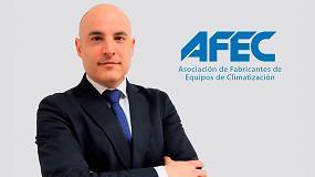 Foto de Entrevista a Samuel Casado, responsable del departamento de Estudios y Legislación de Afec