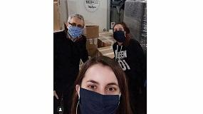 Foto de Sepiia colabora en la fabricación de 10.000 mascarillas para apoyar la lucha contra el COVID-19