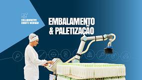 Foto de Universal Robots realiza webinars sobre robótica colaborativa