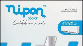 Foto de Nipon Coolair/Gama Comercial de ar condicionado (catálogo)