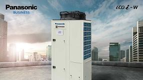 Foto de Série ECOi-W: Chiller Bomba de Calor arrefecido a ar com compressores Scroll a R-410A (ficha de produto)
